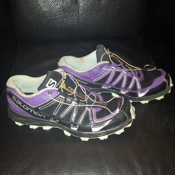size 40 310b0 970de Salomon Fellraiser trail runners. M 5ad93e0461ca100ddbef0fed